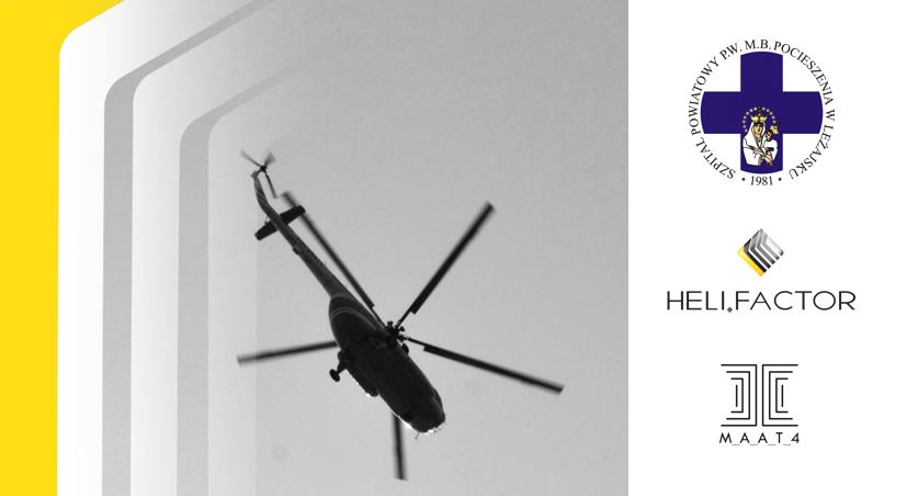 Heli Factor wspólnie z MAAT4 z grupy kapitałowej FACTOR wygrały kontrakt na budowę lądowiska dla śmigłowców ratunkowych w Leżajsku.