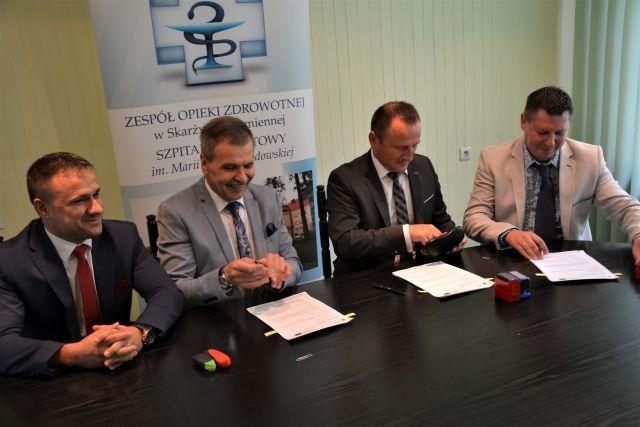 Heli Factor wybuduje lądowisko dla szpitala powiatowego w Skarżysku-Kamiennej