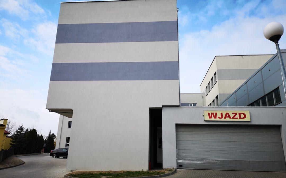 Z sukcesem zakończyliśmy rozbudowę Szpitala Powiatowego w Jarocinie!