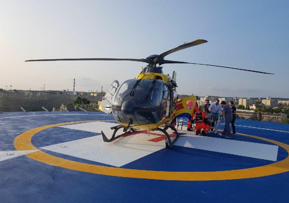 Wa are building heliport in Rzeszów