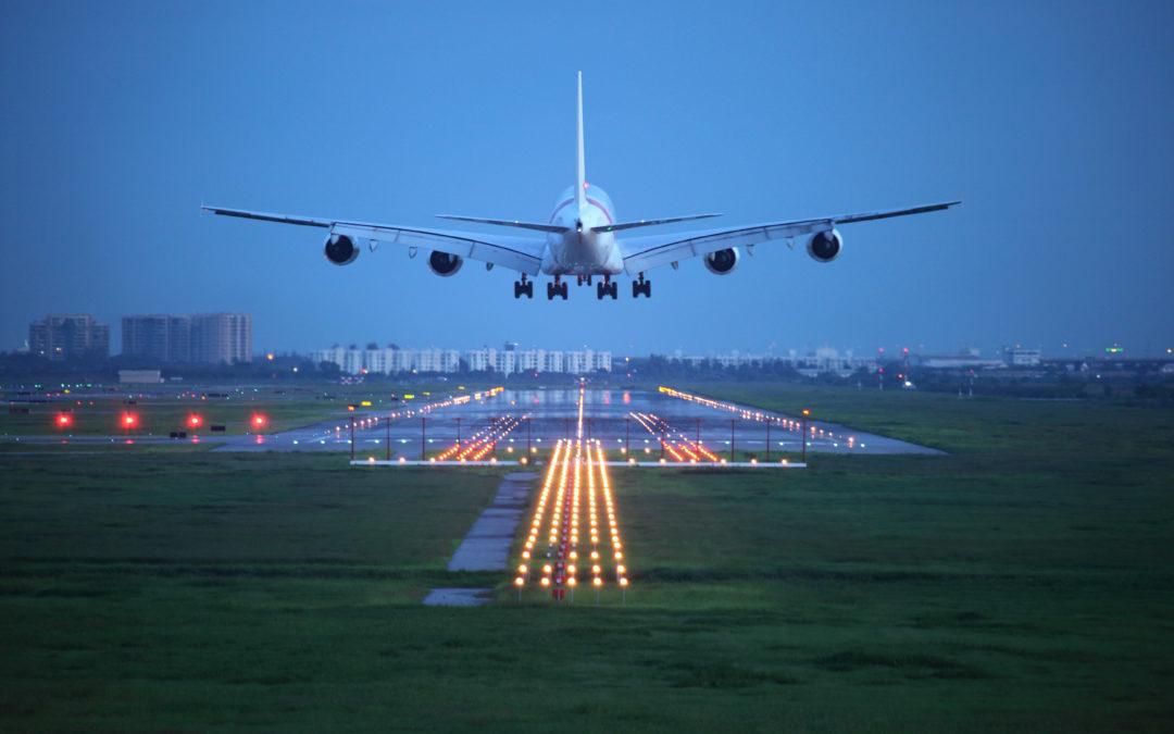 Wydłużenie i przebudowa drogi startowej na lotnisku Radom-Sadków