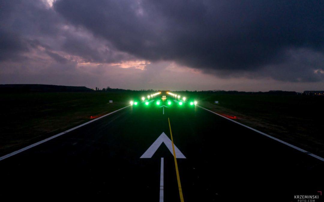 Zakończyliśmy prace modernizacyjne na lotniskach w Gliwicach i Suwałkach