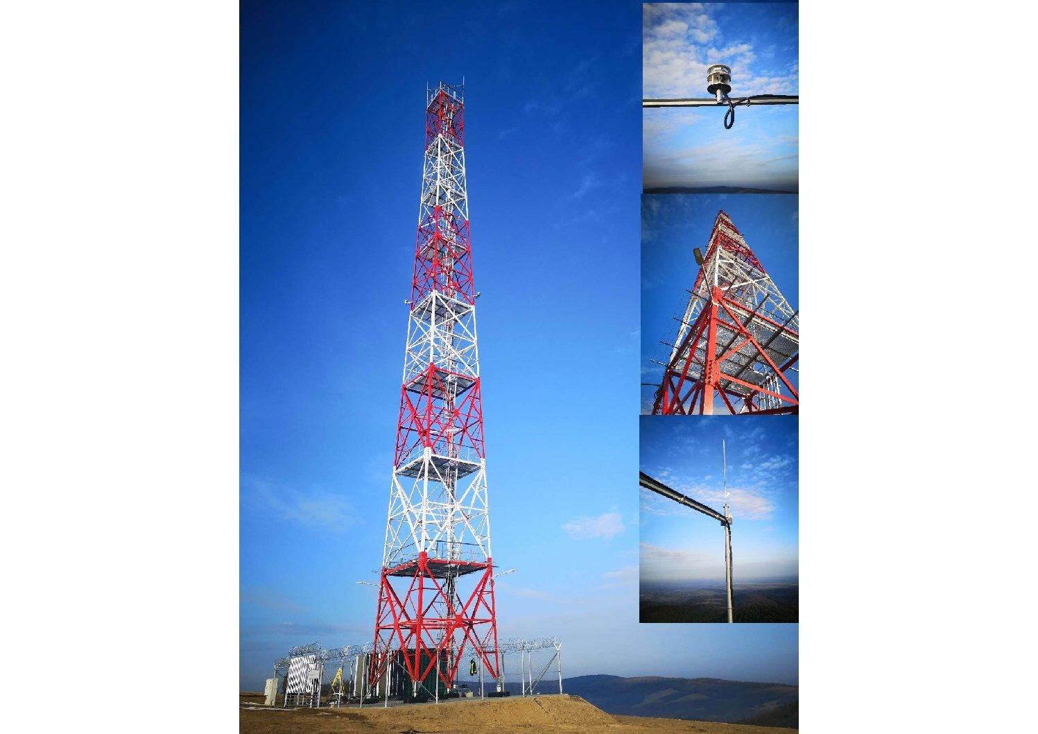 Rozpoczynamy budowę piątej już wieży obserwacyjnej dla Straży Granicznej