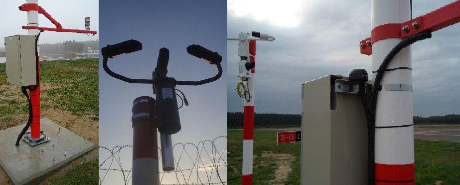 Rozpoczynamy serwis systemów meteorologicznych AWOS 18 dla 2 Regionalnej Bazy Logistycznej